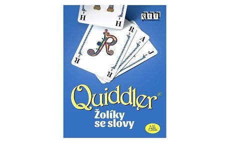 Hra Albi Quiddler