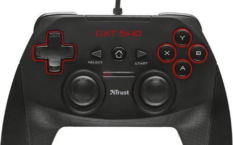 Trust GXT 540 (PC, PS3) - 20712