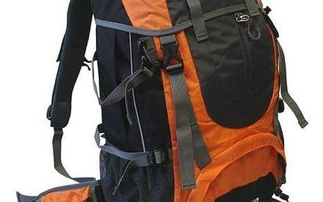 Batoh pro horskou turistiku Brother 60 litrů + Taška přes rameno Coleman ZOOM - (1L, černá), 12 x 15 x 8,5 cm, 160 g, vhodná na doklady, mobil, klíče v hodnotě 293 Kč