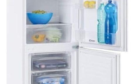Kombinace chladničky s mrazničkou Candy CCBS 5154W bílá