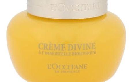 L´Occitane Immortelle Divine Cream 50 ml denní pleťový krém proti vráskám pro ženy