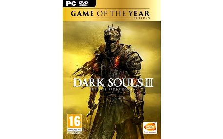 Dark Souls III: The Fire Fades Edition - GOTY (PC) - PC - 5908305218524