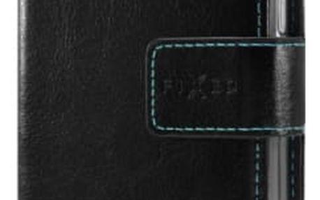 Pouzdro na mobil flipové FIXED pro Samsung Galaxy A5 (2017) (FIXOP-158-BK) černé