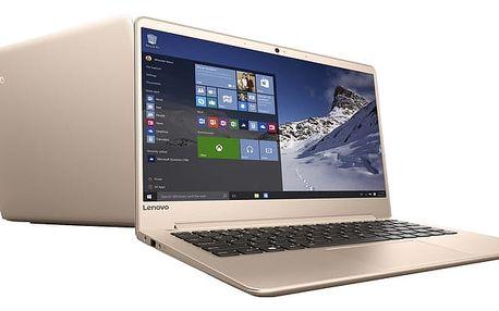 Lenovo IdeaPad 710S-13IKB, zlatá - 80VQ001NCK