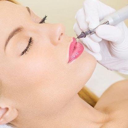 Vždy krásná: Vyzkoušejte permanentní make-up
