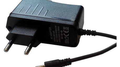 Nabíječka do sítě iGET ,1x 2,5 mm konektor černá