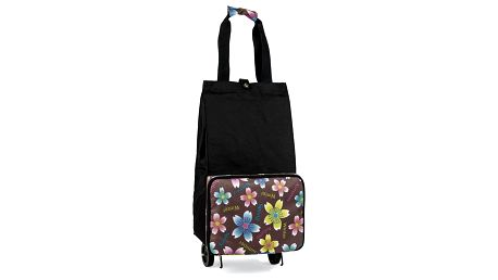 4Home nákupní taška Rhonda, hnědá