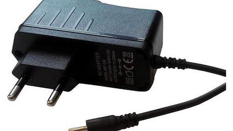 Nabíječka do sítě iGET ,1x 2,5 mm Nokia konektor černá