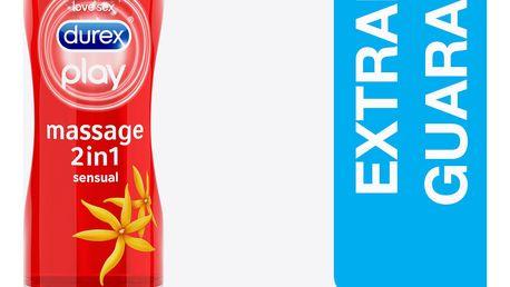 DUREX Play Masážní gel 2 v 1 – Smyslný, 200 ml
