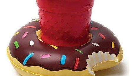 Sada nafukovacích držáků v podobě donutu - 3 kusy - dodání do 2 dnů