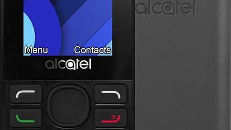 ALCATEL OT-1054D, šedá - MTOSAL1054050