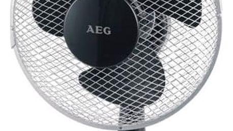 Ventilátor stolní AEG VL 5528 černý