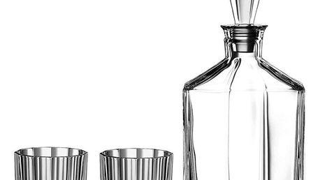 Set karafy a 2 whiskových sklenic Nachtmann Aspen - doprava zdarma!