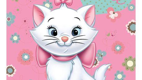 Jerry Fabrics dětská deka kočička Marie