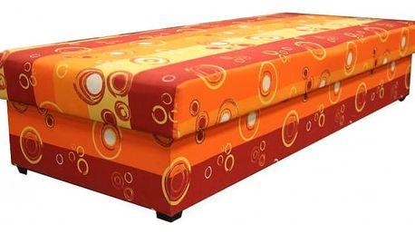 Iveta (oranžová)