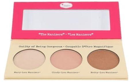 TheBalm The Manizer Sisters 9 g rozjasňovač pro ženy