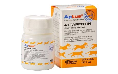 Tablety Aptus Attapectin 30tbl