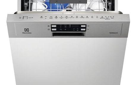 Myčka nádobí Electrolux ESI5540LOX nerez