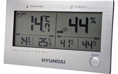 Meteorologická stanice Hyundai WS 2215 M kovová
