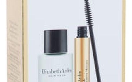 Elizabeth Arden Ceramide dárková kazeta pro ženy řasenka 7 ml + odličovací přípravek All Gone Makeup Remover 50 ml