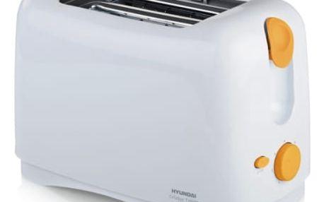 Opékač topinek Hyundai TO 602 bílý