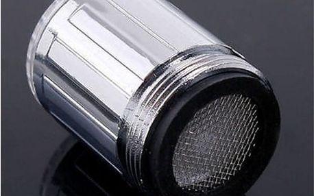 LED světlo do kohoutku vodovodní baterie