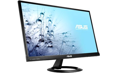 "ASUS VX239H 23""W IPS LED 1920x1080 Full HD 80.000.000:1 5ms 250cd 2xHDMI D-Sub repro čierny"