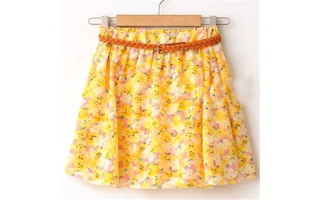 Slušivá sukně v krátkém provedení - 3 - dodání do 2 dnů