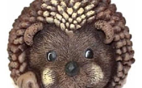 Zajímavá svíčka ježek vám pomůže vykouzlit příjemné prostředí.