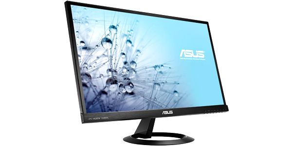 "ASUS VX239H - LED monitor 23"" - 90LM00F0-B01470 + Kabel HDMI/HDMI, 1,8m M/M stíněný (v ceně 299,-)"