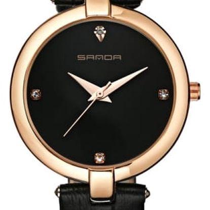 Dámské elegantní hodinky - 3 barvy