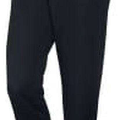 Dámské tepláky Nike W NSW PANT FLC REG S BLACK/BLACK/WHITE