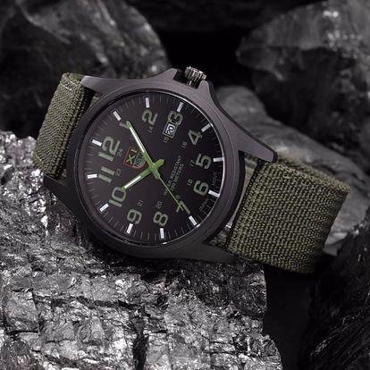 Pánské moderní hodinky - 5 variant