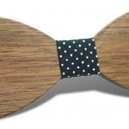 Designový dřevěný motýlek - 20 variant