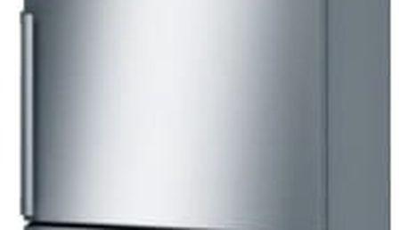 Kombinace chladničky s mrazničkou Bosch KGN39AI45 nerez + dárek