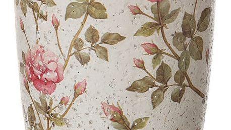Váza Ixia Roses, výška24cm