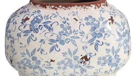 Keramická váza Ixia Creil