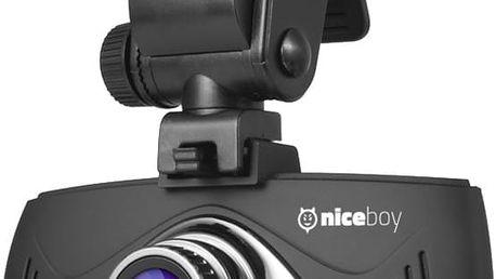 Niceboy Q5, kamera do auta + BT reprodduktor Niceboy SOUNDgo v ceně 590 Kč