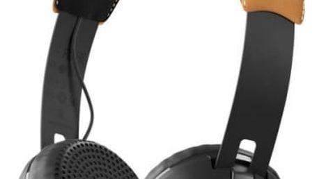 Sluchátka Skullcandy Grind Wireless (S5GBW-J543) černá/hnědá