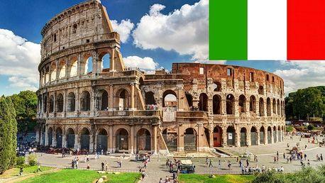 To nejlepší z Říma a Vatikánu, Lazio, Itálie, autobusem, snídaně v ceně