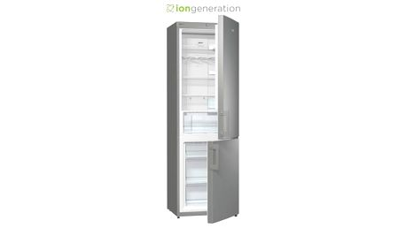Kombinace chladničky s mrazničkou Gorenje Essential NRK6191CX Inoxlook