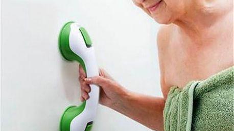 Bezpečnostní madlo do koupelny se silnými přísavkami