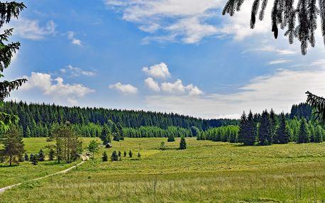 Krásy Krušných hor: pobyt pro 2 s polopenzí