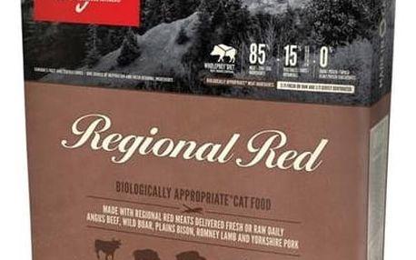 Granule Orijen Cat Regional Red 5,4 kg + Doprava zdarma