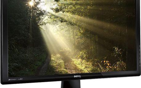 """BenQ GL2450HM - LED monitor 24"""" - 9H.L7CLA.RBE + Kabel HDMI/HDMI, 1,8m M/M stíněný (v ceně 299,-)"""