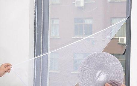 Nylonová síť do okna proti hmyzu - 2 rozměry