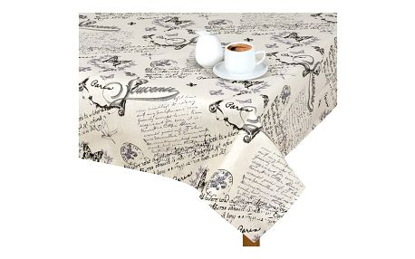 BELLATEX Ubrus DANA Dopis, 120 x 140 cm
