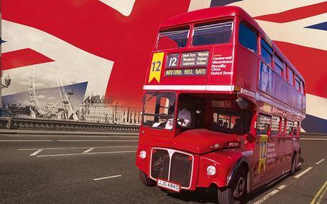 1Wall fototapeta Londýnský autobus 315x232 cm