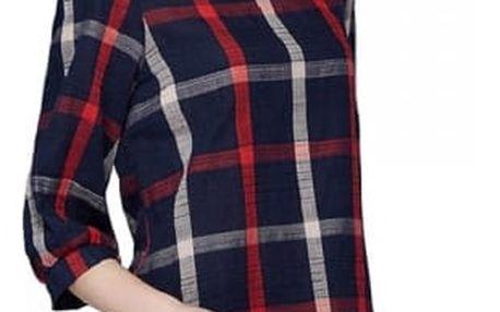 Dámské dlouhé tričko/košile s krátkými rukávy - Velikost 5