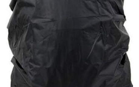 Nepromokavý kryt na batoh - černá barva - dodání do 2 dnů